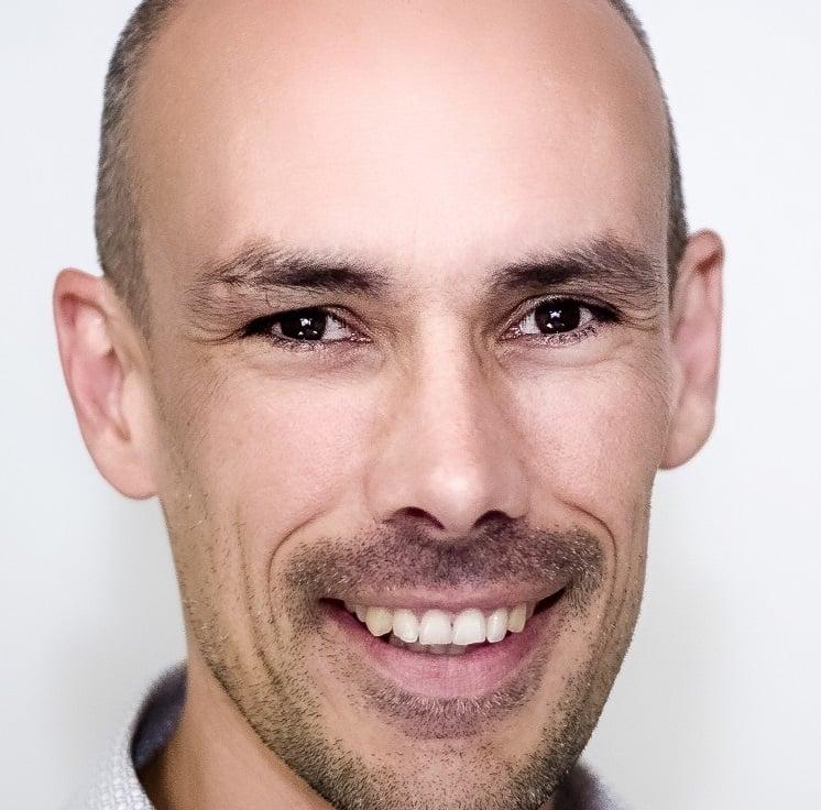 Ludovic Binther Headshot