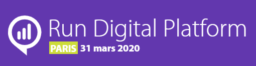 Run digital platform paris logo